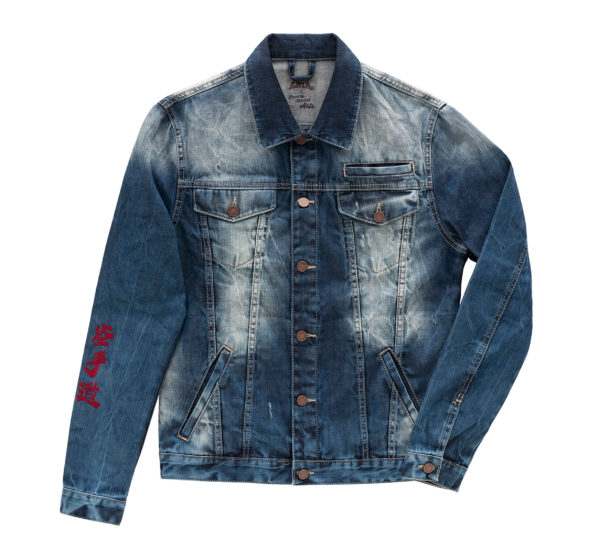 luxury-martial-arts-Veste-en-Jean